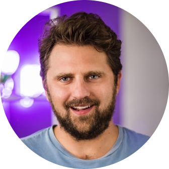 Victor Trokoudes, CEO & co-founder of Plum