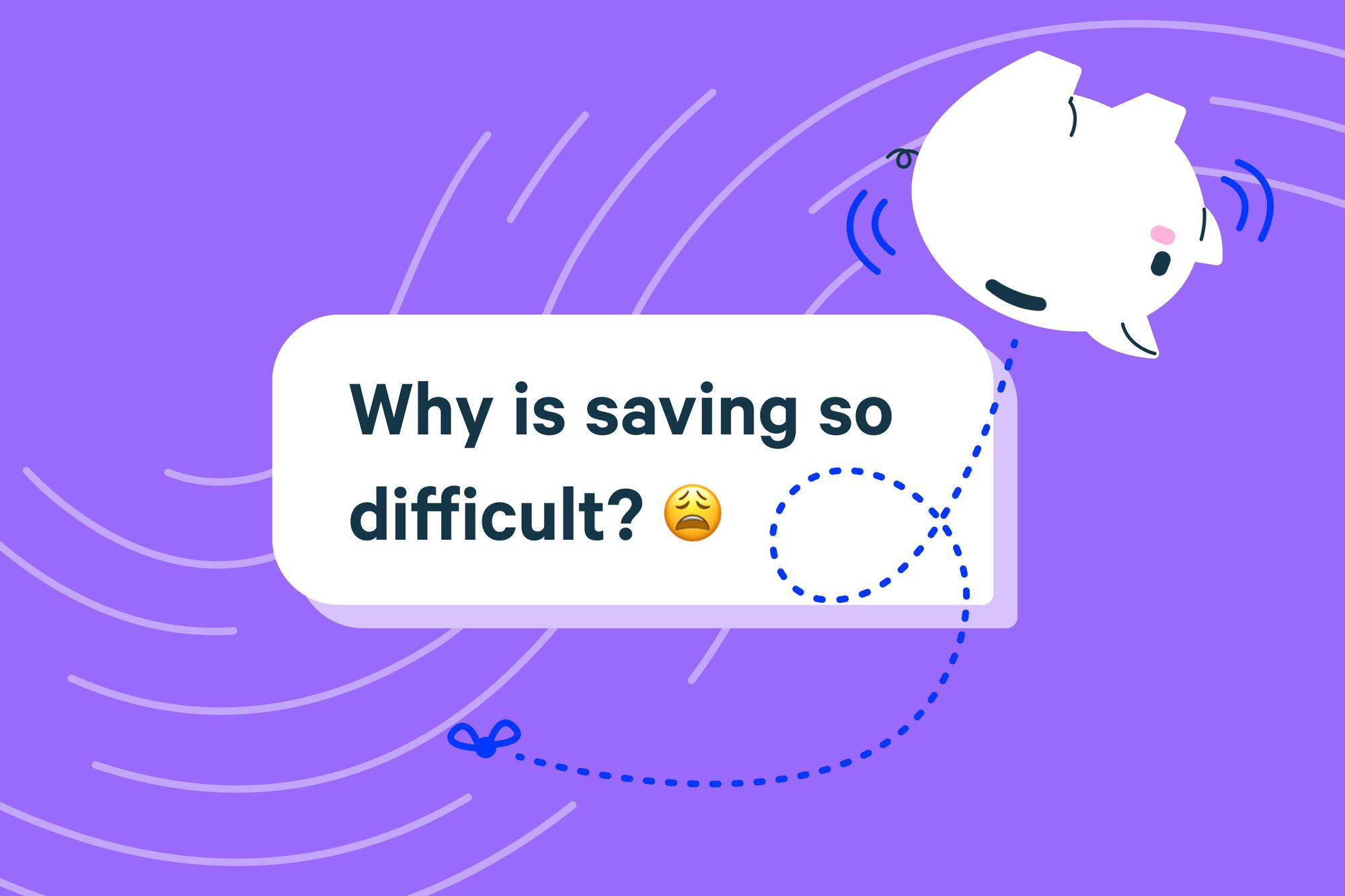 #AskPlum: Why Is Saving so Difficult?
