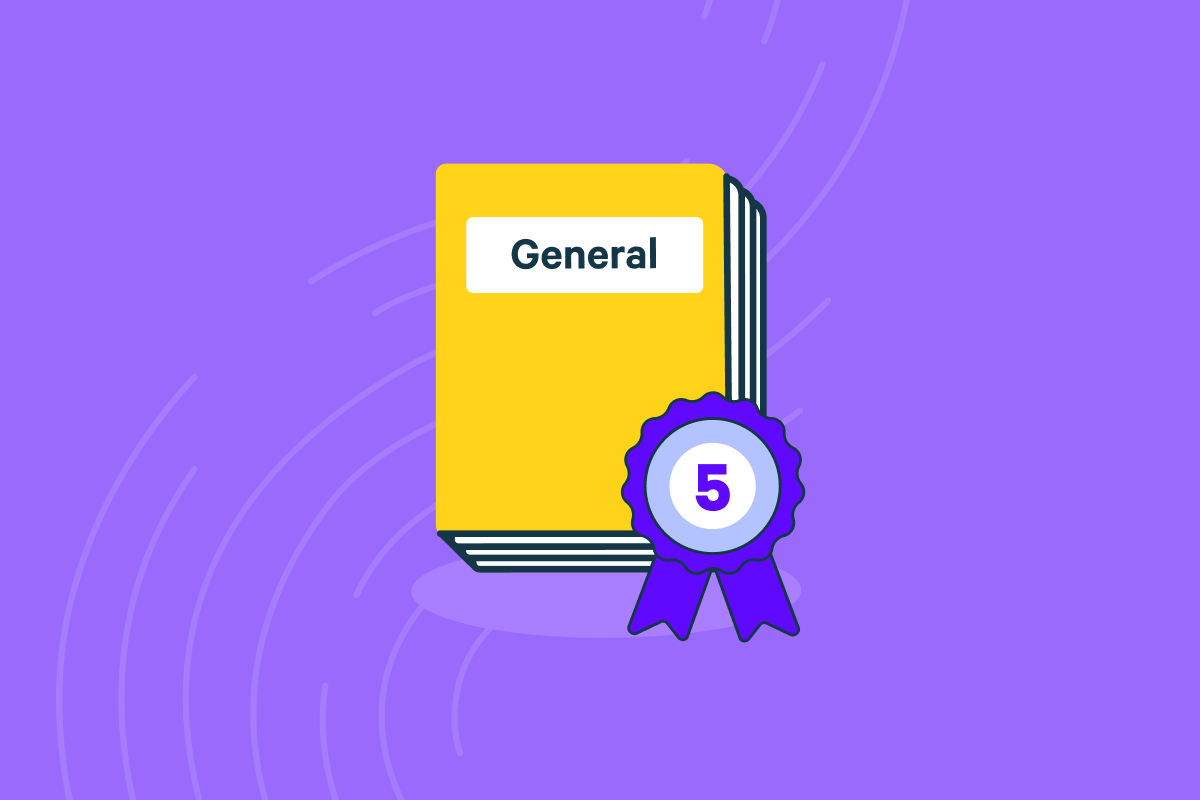 Our top 5 general personal finance blogs 📚