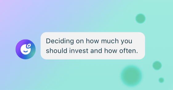 How much should you invest?