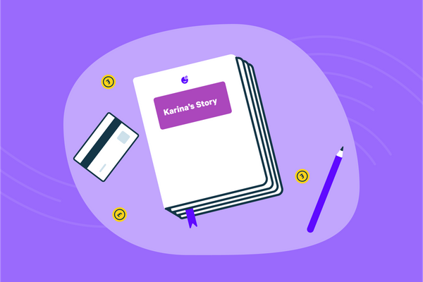 How Karina is using the Plum money saving app to reach her long term financial goals 🚀